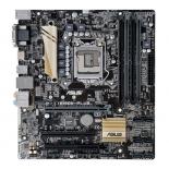 материнская плата ASUS B150M-PLUS (mATX, LGA1151, Intel B150, 4x DDR4)