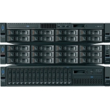Сервер Lenovo x 3650 M5 1xE5-2630v3 1x16Gb 1x600Gb 2.5