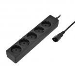 сетевой фильтр Sven Special Base 1,8m Black