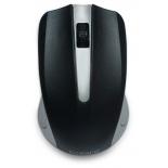 мышка CBR CM-404 USB, серебристая