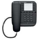 проводной телефон Gigaset DA510 Чёрный