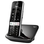 радиотелефон Gigaset S820A, Чёрный и Серебристый