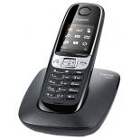 радиотелефон Gigaset C620, Чёрный