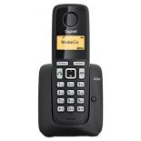 радиотелефон Gigaset A220, Чёрный