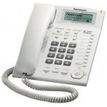 проводной телефон Panasonic KX-TS2388RUW, Белый