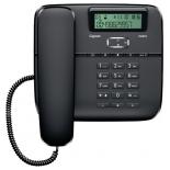 проводной телефон Gigaset DA610, Чёрный