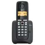 радиотелефон Gigaset A220 AM, черный