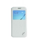 чехол для смартфона G-case Slim Premium для Samsung Galaxy S6, белый