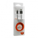 кабель / переходник Gembird USB 2.0 Cablexpert  (CCB-ApUSBgy1m) 1м темно-серый металлик