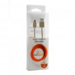 кабель / переходник Gembird USB 2.0 Cablexpert (CCB-ApUSBgd1m) 1м золотой металлик