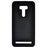 чехол для смартфона SkinBox для Asus Zenfone Selfie 2 ZD551KL чёрный