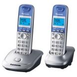 Радиотелефон Panasonic KX-TG2512RUS серебристый, купить за 3 660руб.