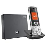 радиотелефон IP Gigaset S850A GO серебристый