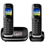 радиотелефон Panasonic KX-TGJ322RUB чёрный