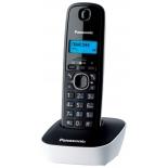 радиотелефон DECT Panasonic KX-TG1611RUW белый/черный