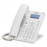 проводной телефон Panasonic KX-HDV130RU белый