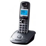 радиотелефон Panasonic KX-TG2511RUM, серый металлик