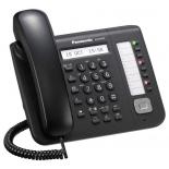 проводной телефон Panasonic KX-NT551RU-B чёрный