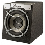 Сабвуфер для авто Kicx ICQ 301BXA, черный, купить за 6 660руб.