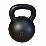 гиря Body Solid 24,9 кг классическая KB55, черная