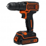 шуруповерт Black & Decker BDCDC18K-QW 18 В