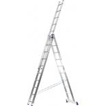 лестница монтажная Лестница Сибин универсальная со стабилизатором (38833-10)