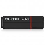 usb-флешка QUMO 32 Gb USB 3.0 SPEEDSTER черная