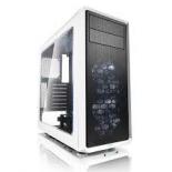 корпус Fractal Design Focus G Window (FD-CA-FOCUS-WT-W),белый