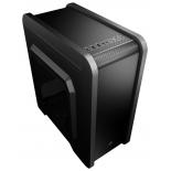Корпус компьютерный Aerocool Qs-240, mATX, черный (без БП), купить за 2 240руб.