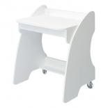 стол компьютерный Мэрдэс СК-13, Белый жемчуг