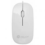 мышка Oklick 265M белая