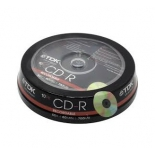 Оптический диск CD-R ТDK 700Mb TE-ARTS-2565-9
