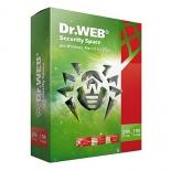 программа-антивирус Dr.Web Security Space PRO (1CD, Box)