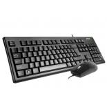 комплект A4Tech KRS-8372 PS/2+USB, черный