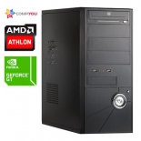 CompYou Home PC H557 (CY.603843.H557), купить за 15 870 руб.