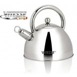 чайник для плиты Vitesse VS-7802 со свистком