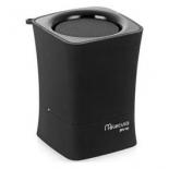 портативная акустика Molecula BPS-102 Bluetooth (моно, аккумулятор), чёрная