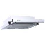 вытяжка кухонная Elikor Интегра 60П-400-В2Л белая/белая