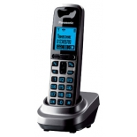 радиотелефон  Panasonic KX-TGA641RUM серый металлик