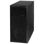корпус Fractal Design Core 1000 Mini Black w/o PSU FD-CA-CORE-1000-USB3-BL