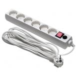 сетевой фильтр Buro 600SH-16-5-W белый