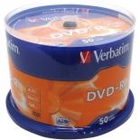 оптический диск Verbatim DVD-R 43548 (50 шт)