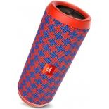 портативная акустика JBL Flip 4 Malta, красно-синяя