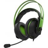 гарнитура для ПК Asus Cerberus V2, зелено-черная