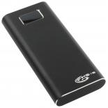 аксессуар для телефона Внешний аккумулятор KS-is KS-323 40000 мАч, черный