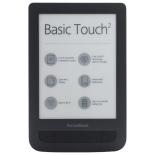 электронная книга PocketBook 625 (PB625-E-RU) черная