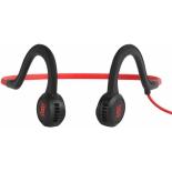 Наушники AfterShokz Sportz Titanium AS401, черно-красные, купить за 3 630руб.