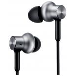 гарнитура проводная для телефона Xiaomi Mi In-Ear Headphones Pro HD, серебристая