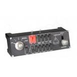контроллер игровой специальный Logitech G Saitek Pro Flight Switch Panel, Чёрное