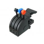 контроллер игровой специальный Logitech G Saitek PRO Flight Throttle Quadrant, Чёрный
